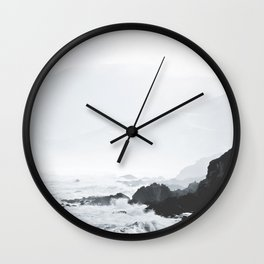 The Cliffside Wall Clock