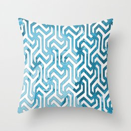 Zig Throw Pillow