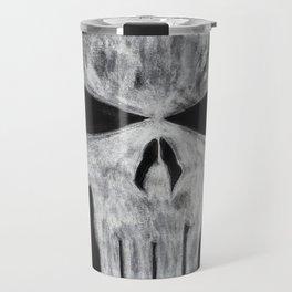 Punisher skull Travel Mug