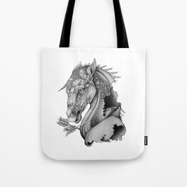 The King's Lost Knight Tote Bag