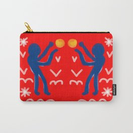 Higher than the sun Carry-All Pouch