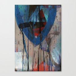 raven arrhythmias Canvas Print