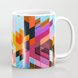 VIVID PATTERN VI Coffee Mug