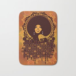 Disco Diva Bath Mat