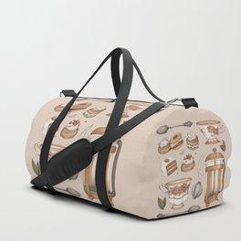 Tea Time Duffle Bag