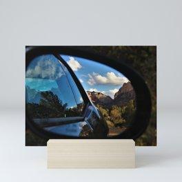 Looking Back on Enchanted Sedona Memories by Reay of Light Mini Art Print