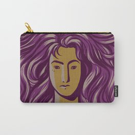 'Cause You're Worth It Carry-All Pouch