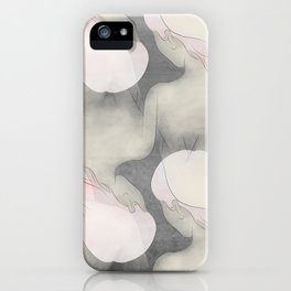 Palindrome iPhone Case