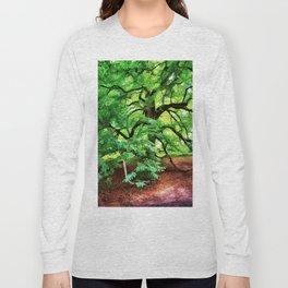 Century Oak Tree Long Sleeve T-shirt
