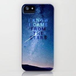 Higher Self iPhone Case