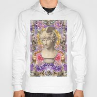 holographic Hoodies featuring mercury dreams of amethyst olympus by STORMYMADE