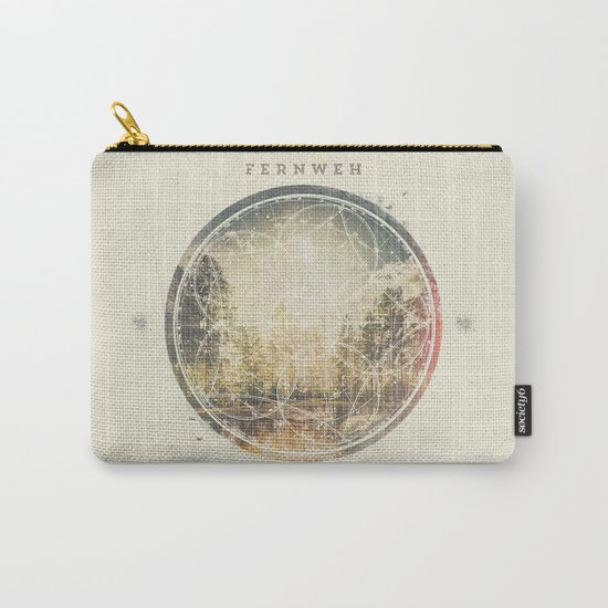 Fernweh Vol 7 Carry-All Pouch