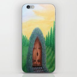 In Other Worlds iPhone Skin