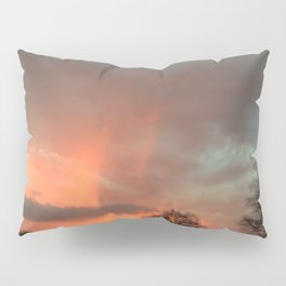 Stormy Sunset Pillow Sham