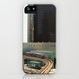 GM Detroit iPhone Case