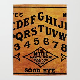 Ouija Board 1 Poster