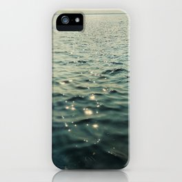 Stars on the Sea iPhone Case