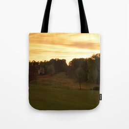 House Down the Way Tote Bag
