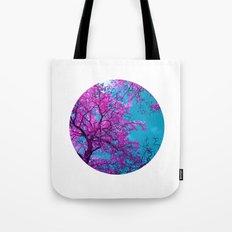 purple tree XXIX Tote Bag