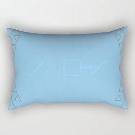 Wraith Cover Rectangular Pillow