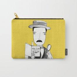 Sherlock Jr. Carry-All Pouch