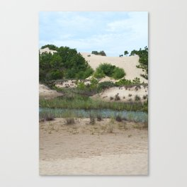 Jockey's Ridge Canvas Print