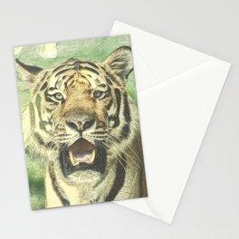 Metal Tiger Stationery Cards