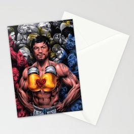 Manny Pacquiao: People's Champ Stationery Cards
