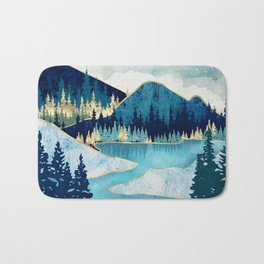 Morning Stars Bath Mat