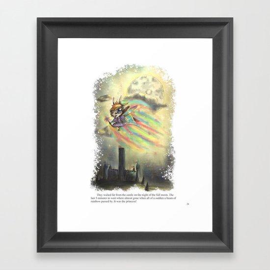 Page 26 Framed Art Print