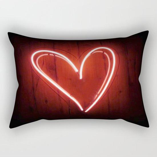 Heart v2 Rectangular Pillow
