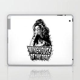 Winehouse of the dead Laptop & iPad Skin