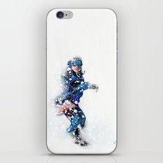 Travis Rice iPhone & iPod Skin