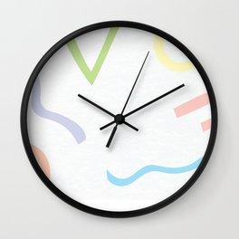 keep dreaming. Wall Clock