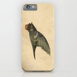 Vintage Songbird  iPhone Case