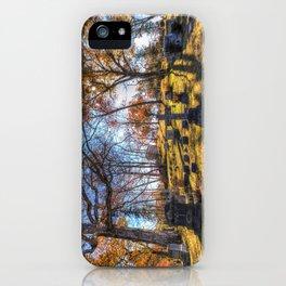 Sleepy Hollow Cemetery New York iPhone Case