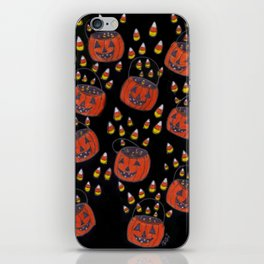 Candy Corn Mayhem iPhone Skin