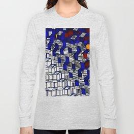 Cubism Harpa, Iceland Long Sleeve T-shirt