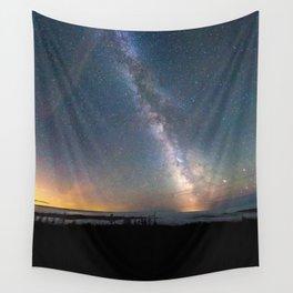 Salish Stars Wall Tapestry