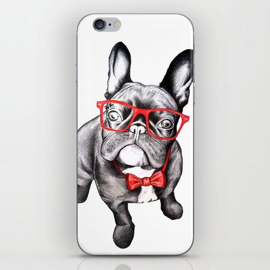 Happy Dog iPhone & iPod Skin