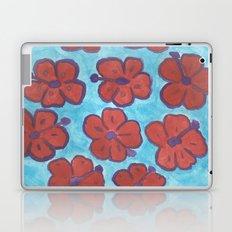 Hibiscus Paradise Laptop & iPad Skin