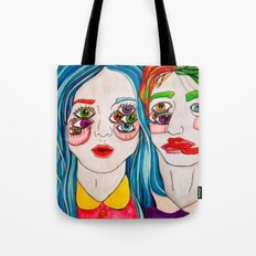 You're A Monster Too Tote Bag