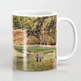 Merion Golf Course 17th Hole Coffee Mug