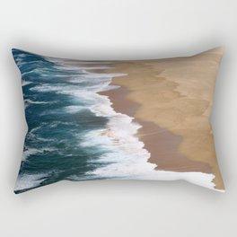 Atlantic coast line Rectangular Pillow
