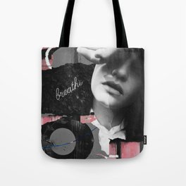 Know what my left is doing Tote Bag