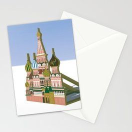 Russia Is A Marginal Power Stationery Cards