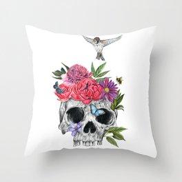 Possession Throw Pillow
