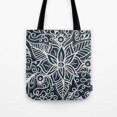 Chalkboard Tangle Tote Bag