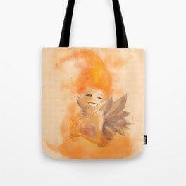Fire fairy 2 Tote Bag