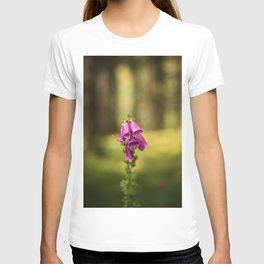 Wildflower Foxglove T-shirt